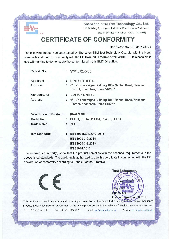 Company Profile Dotech Limited